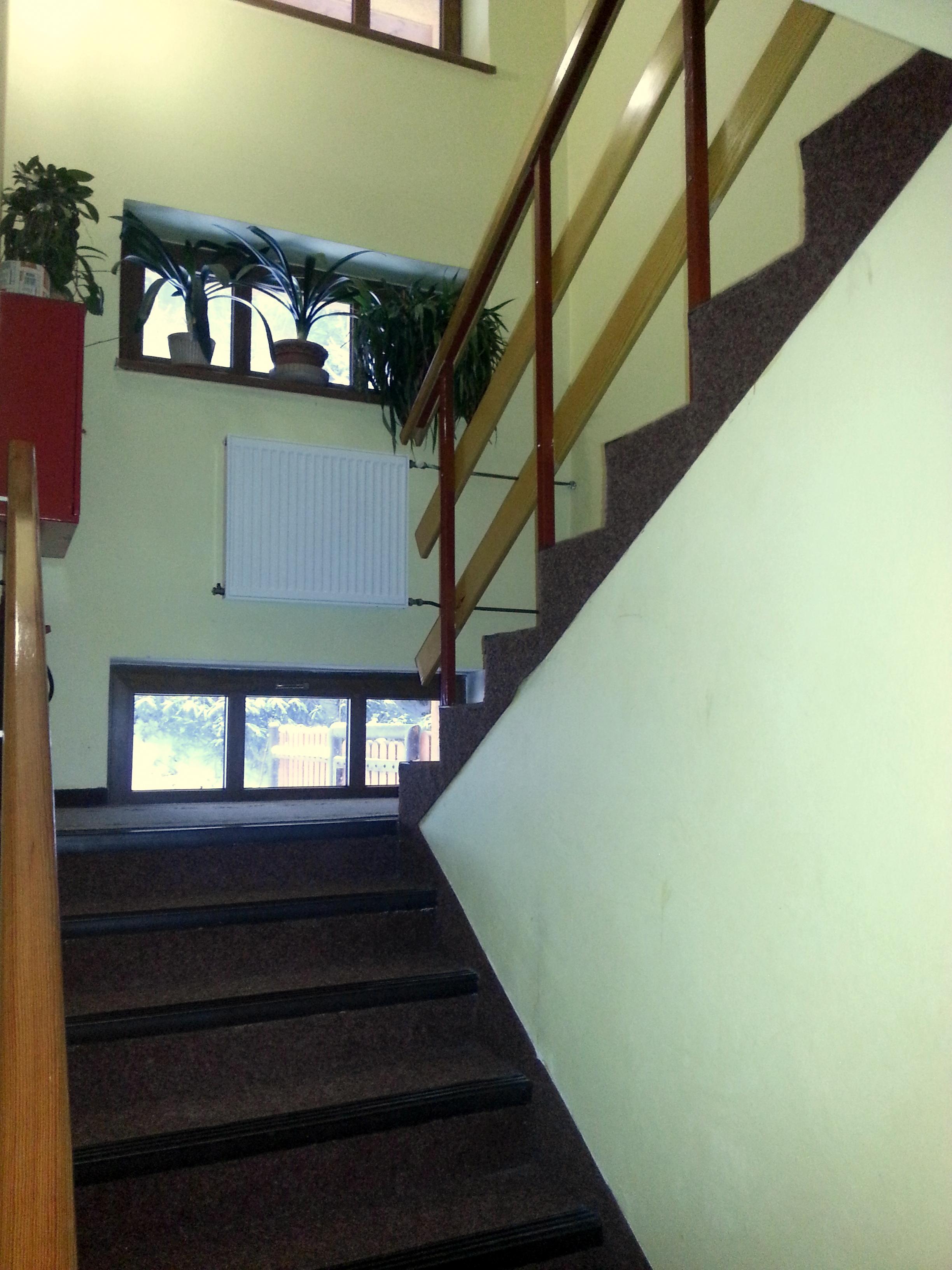 Antonie schodiště